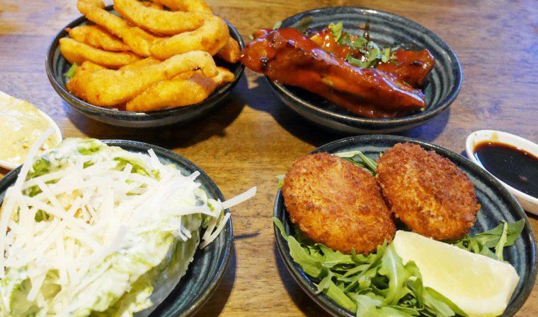 Galgorm - Gillies pub grub