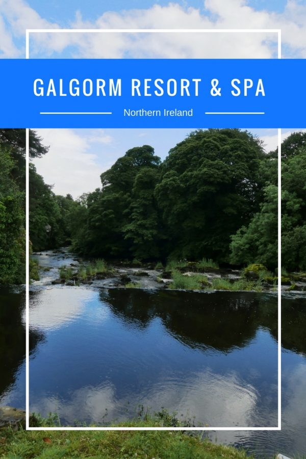 Galgorm Resort And Spa Co Antrim Northern Ireland