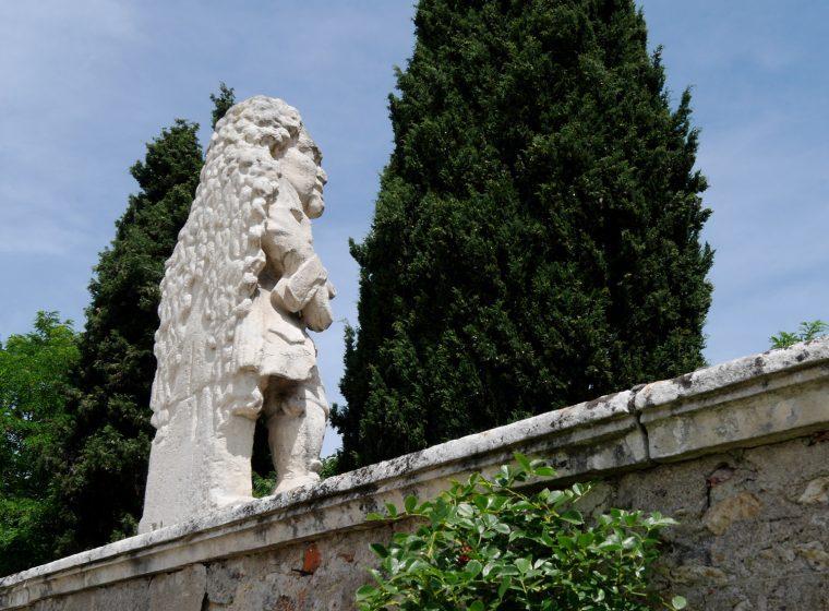 Grumpy Dwarf Villa Valmarana Vicenza