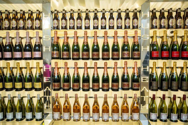 St Bart's Smithfield English wines