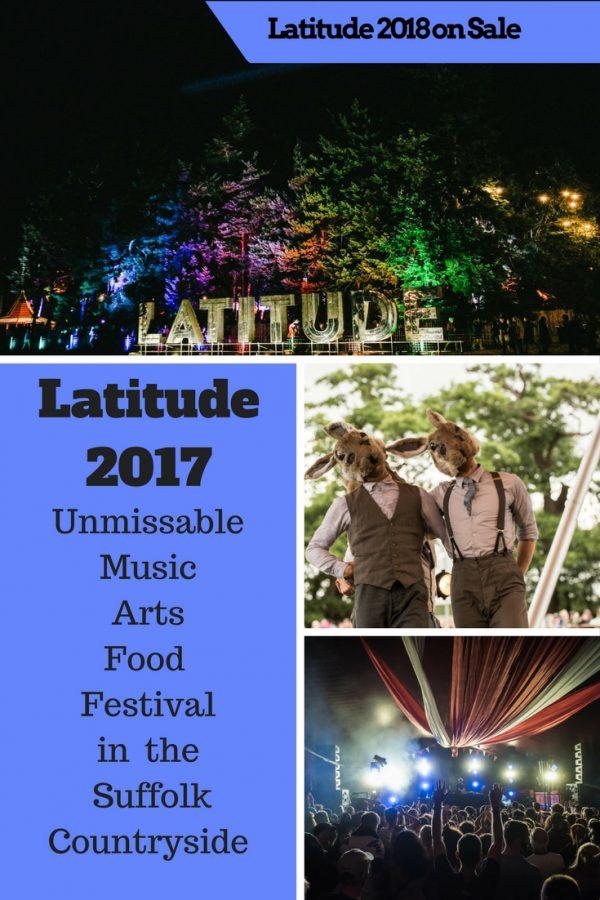 Latitude Festival Suffolk
