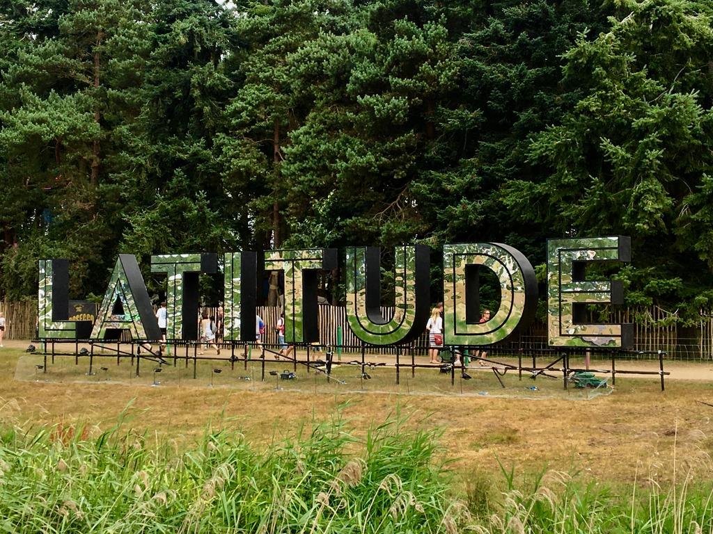 Latitude 2017 sign