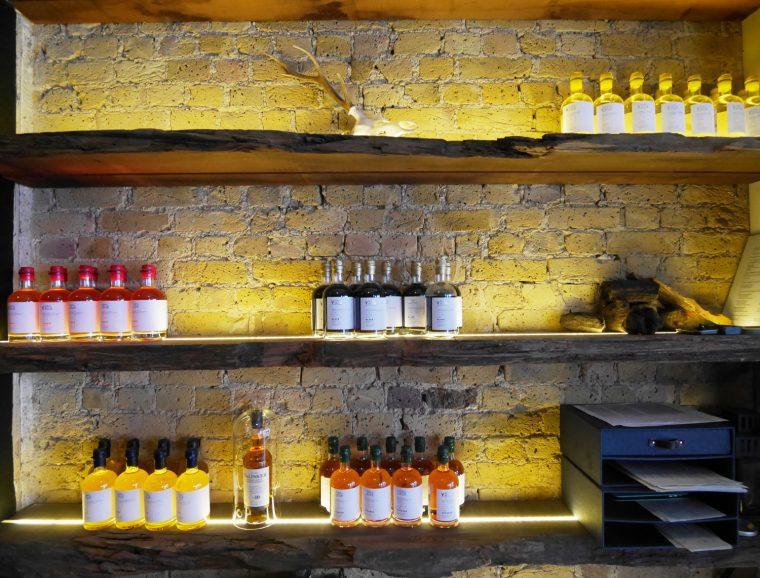 Mac and Wild - bottles