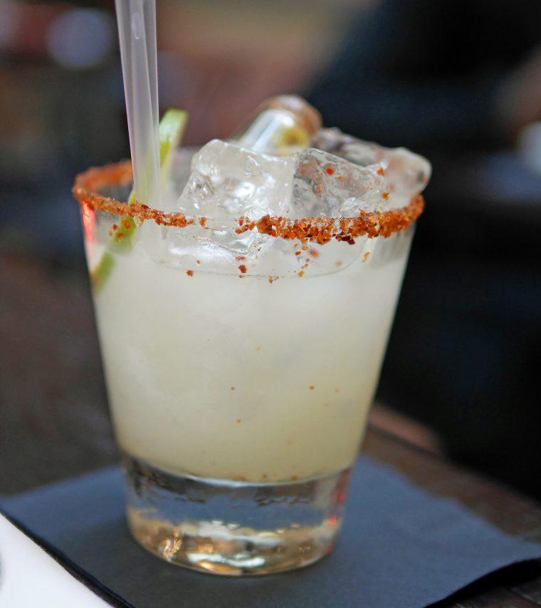 Margarita with Mescal - Peyotito