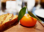 Meat Fruit - Dinner by Heston, Mandarin Oriental London