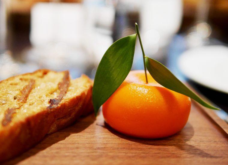 Meat Fruit - Dinner by Heston, Mandarin Oriental London
