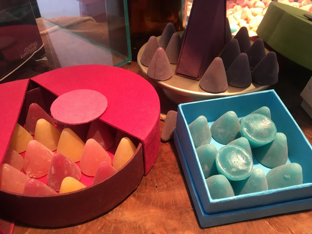 Ghent Belgium sweets - Noses