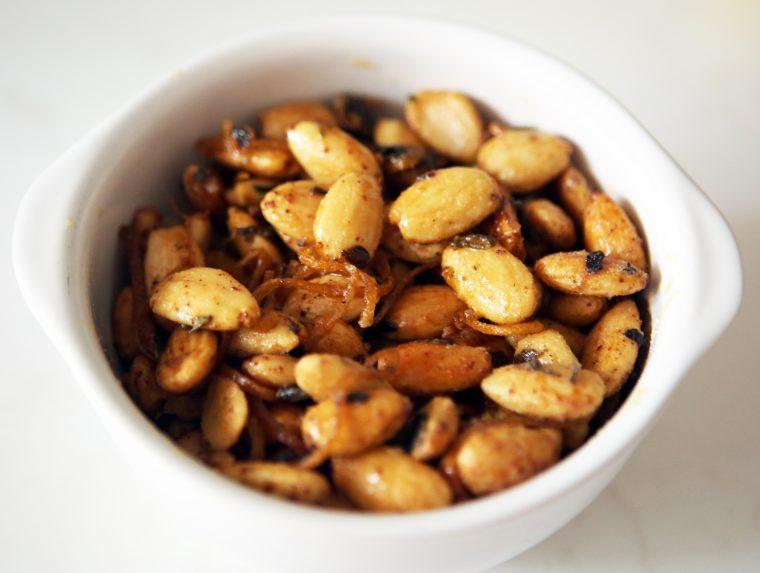 Nuts - La Belle Assiette, Eleanor Smith