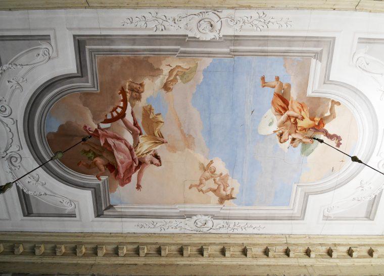 Short Break Vicenza - Ceiling Detail
