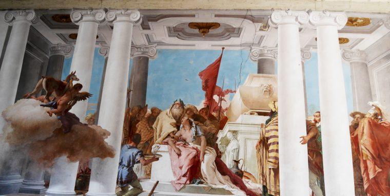 Short Break Vicenza - Fresco Villa Valmarana