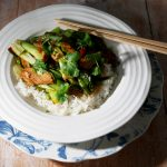 Low Calorie Chicken Stir Fry – a 5:2 Diet Recipe