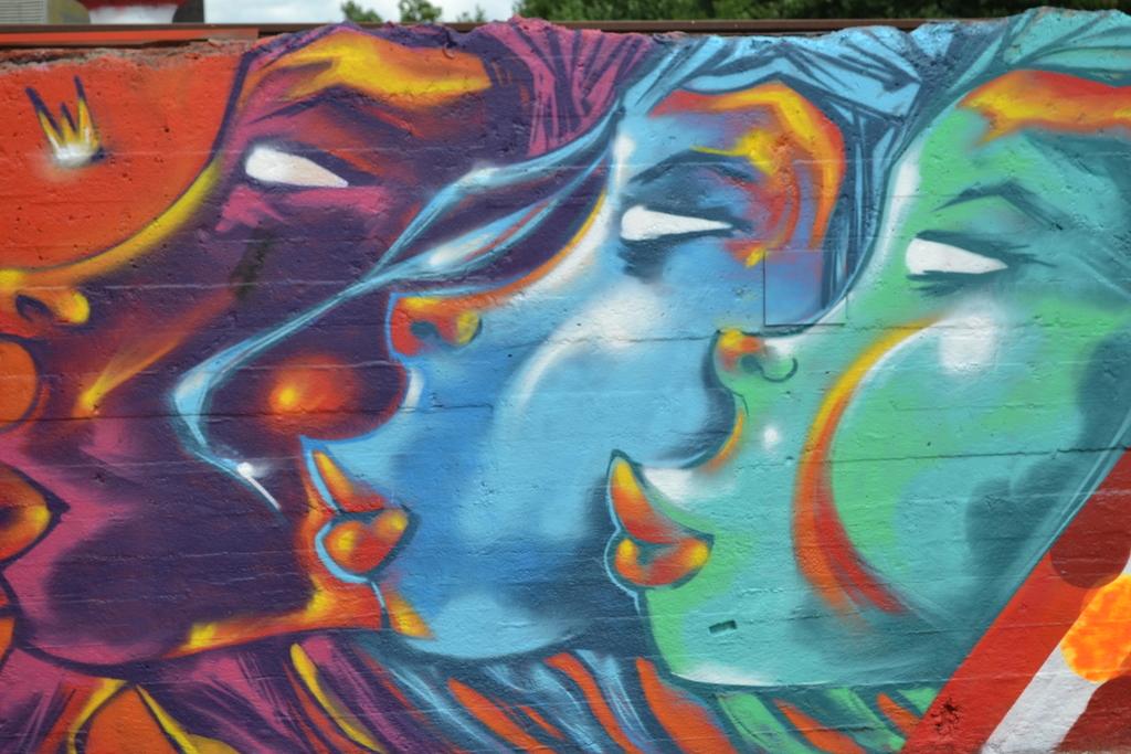 Ghent Belgium street art