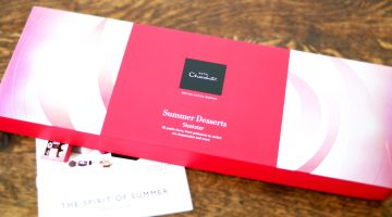 Summer Sleekster #Giveaway from Hotel Chocolat