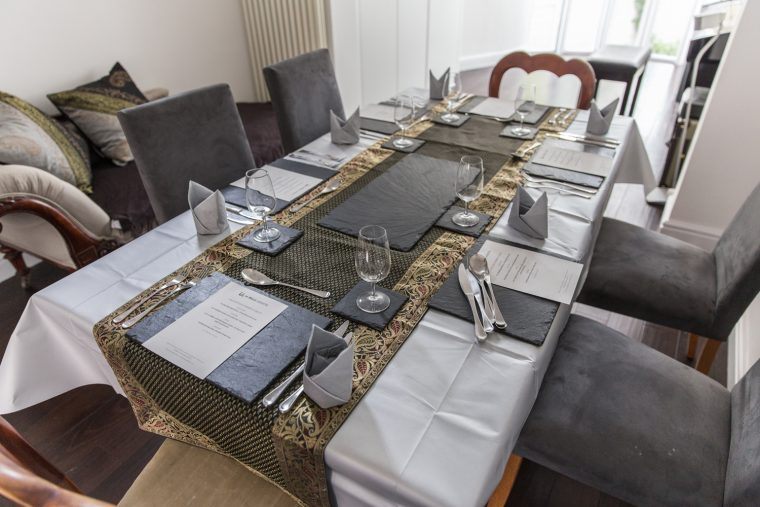 Table - La Belle Assiette, Eleanor Smith