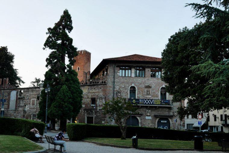 Teatro Olimpico Vicenza Exterior