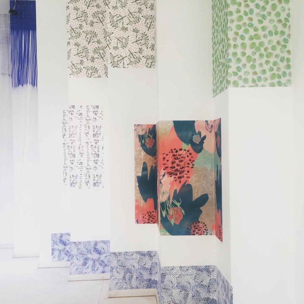 Ghent Belgium The Design Museum textiles