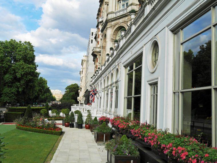 The Terrace - Dinner by Heston, Mandarin Oriental London