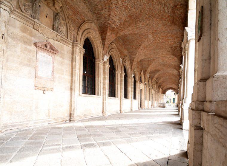 Vicenza Palladian Basilica