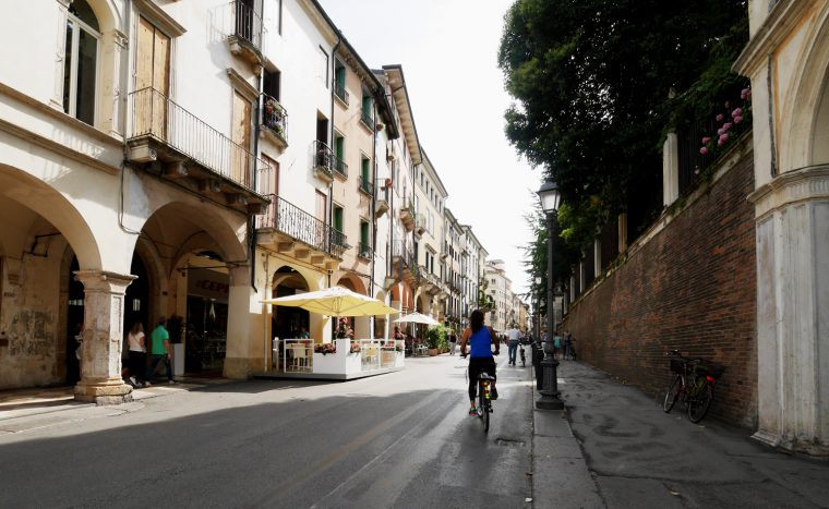 Vicenza Short Break Street