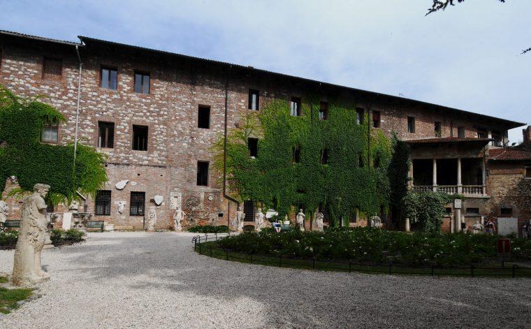 Vicenza Teatro Olimpico Entrance