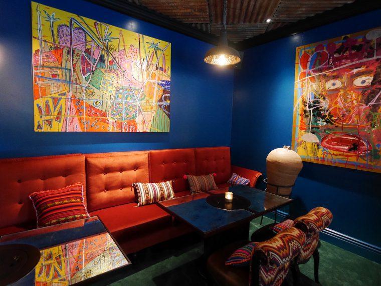COYA angel court - Pisco Lounge