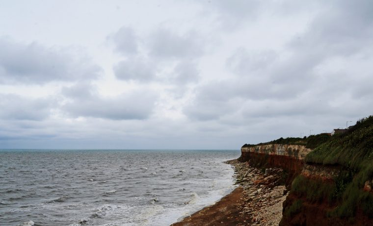 Carrstone Cliffs Hunstanton