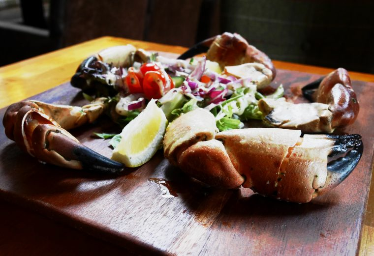 Central Wine Bar - Crab Claws