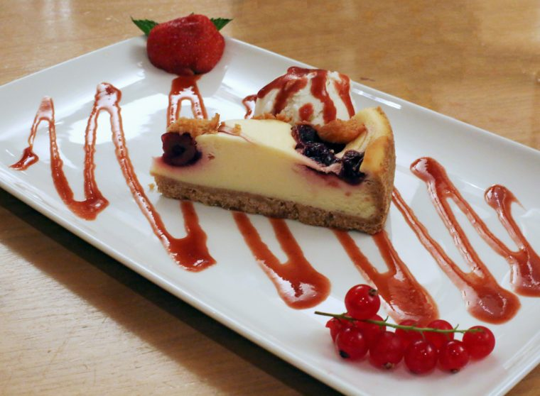 Cherry Cheesecake - Zero Degrees Reading