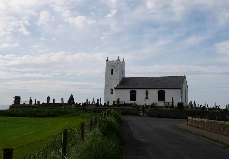 Church Ballintoy Northern Ireland