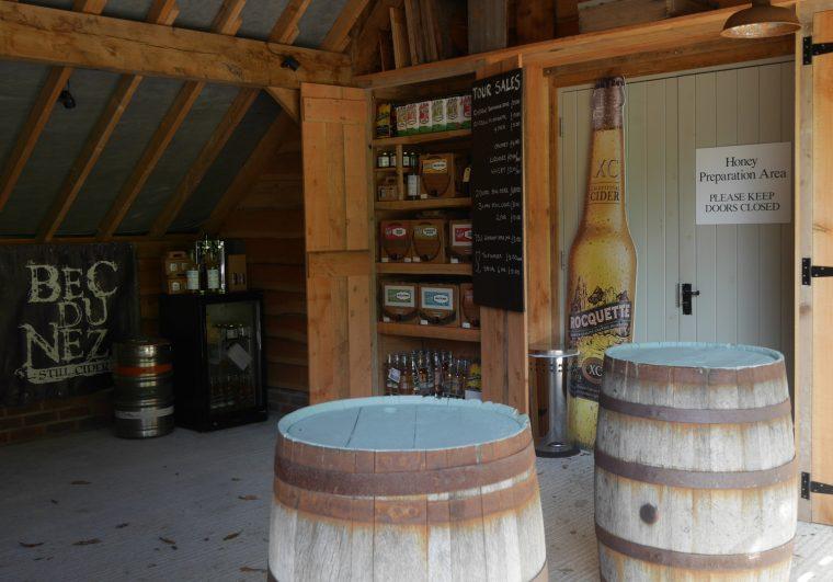 Cider hut guernsey
