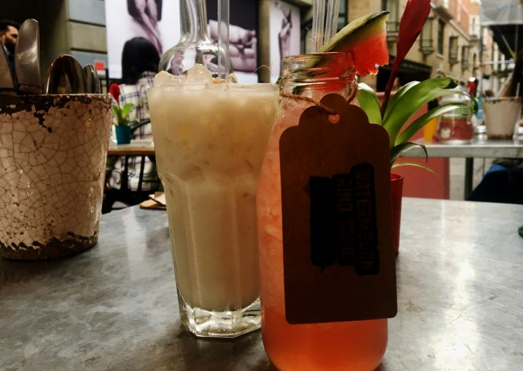 Cinammon Soho cocktails