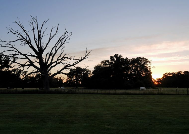 Congham Hall Sunset