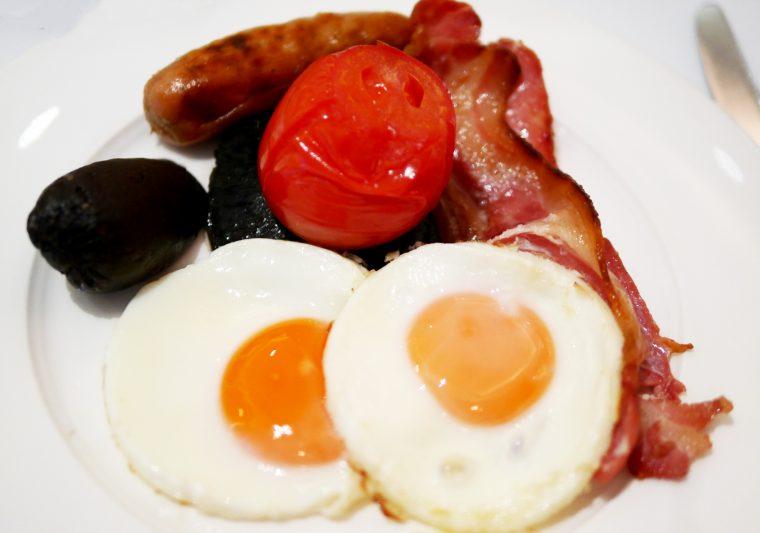 Cooked Breakfast - The Westbury