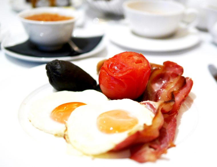 Cooked Breakfast - the Westbury 2