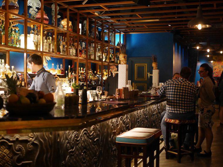 Coya Angel Court Bar