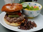Quiqup and the Juciest Burger Ever Recipe from Hellmanns