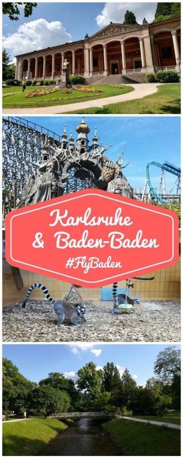 FlyBaden - Karlsruhe Baden-Baden Culture and more - a short break to Germany
