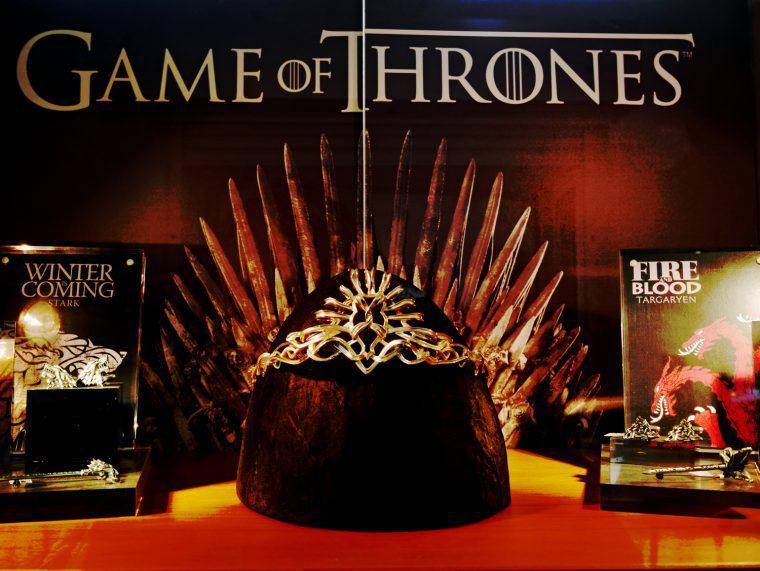 Game of thrones Jewellery Glenarm Village