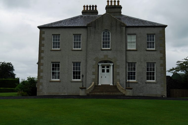 Gracehill House exterior