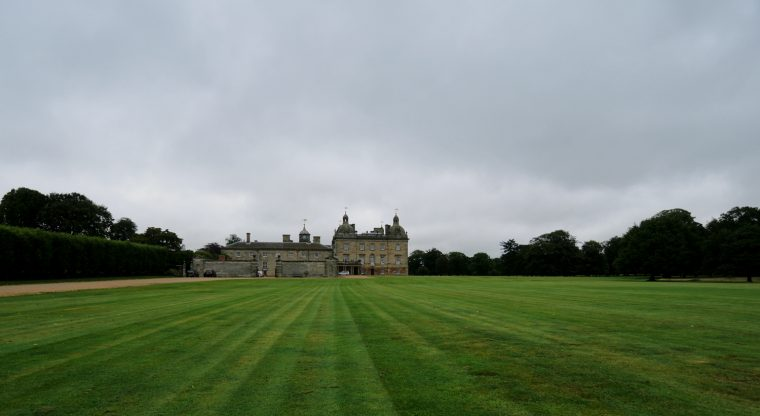 Houghton Hall View