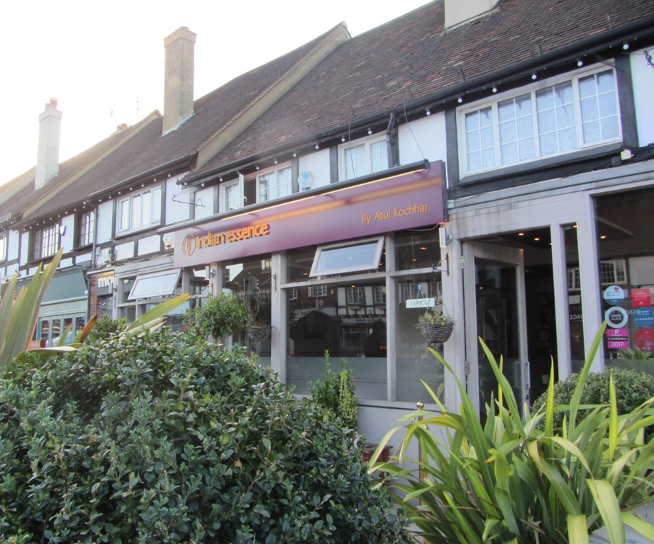Indian Essence - Exterior Petts Wood