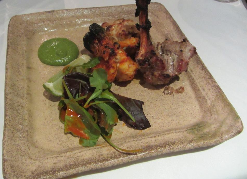 Indian Essence - Malai Tikka