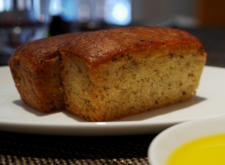 Indigo One Aldwych Bread