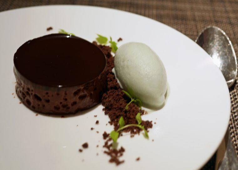 Indigo One Aldwych Dessert