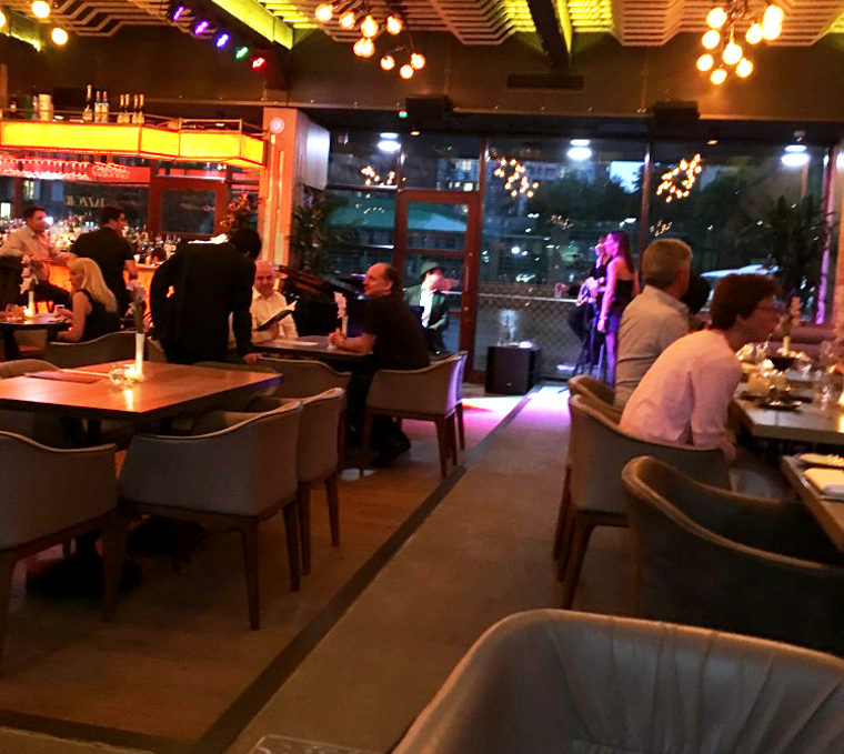 Jazzgir-Restaurant