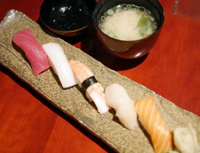 Nigiri Sushi - Tsukiji
