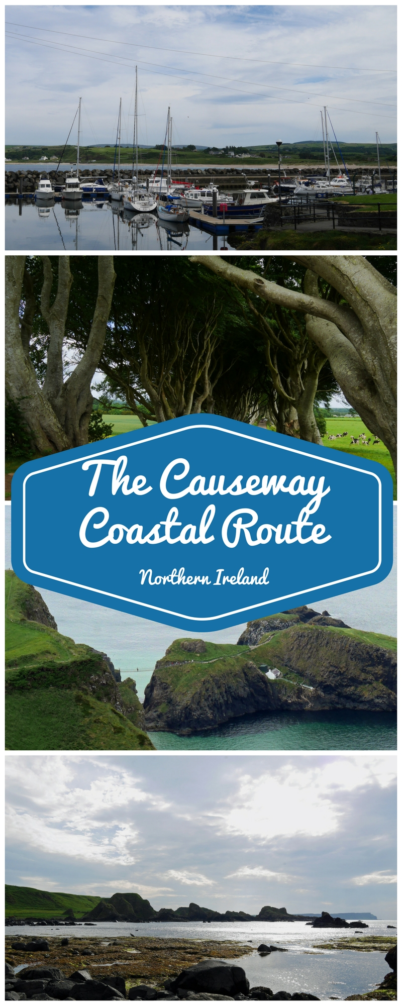 Northern Ireland - The Causeway Coastal Route, Game of Thrones Locations and more in Northern Ireland