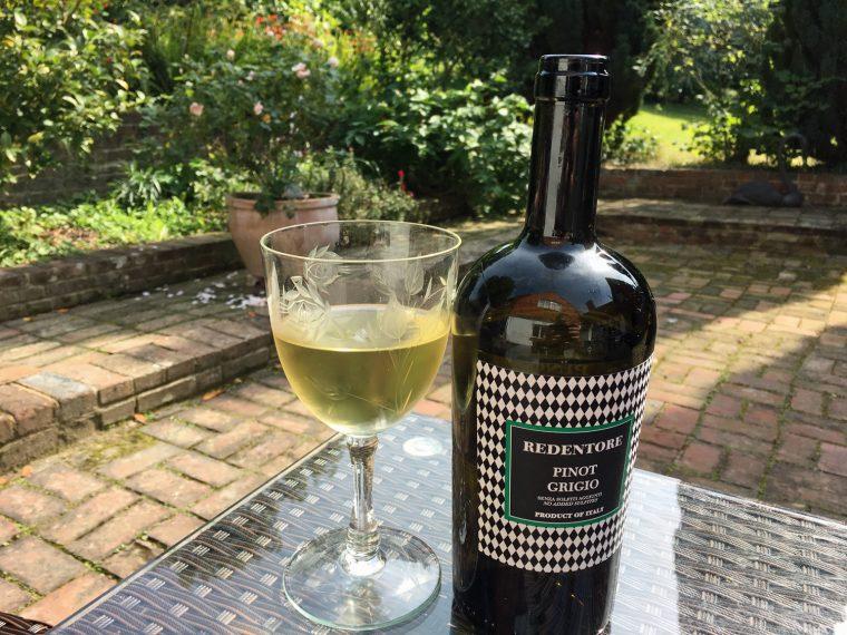 Organic Wine al Fresco