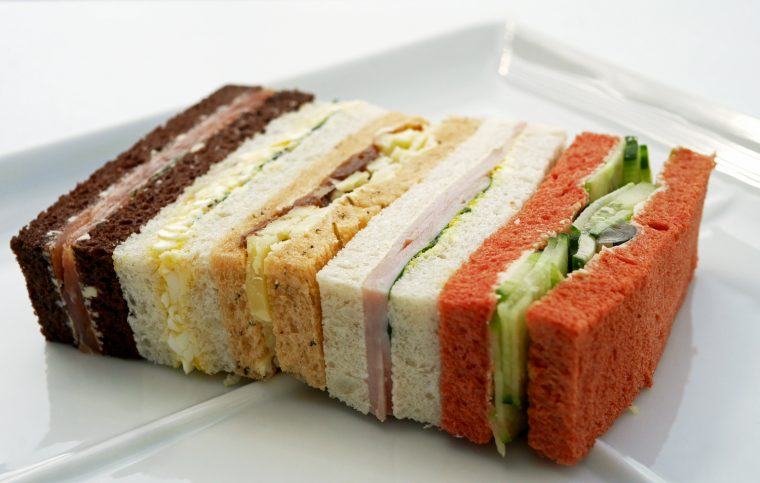 Oxo Tower Restaurant - Sandwiches