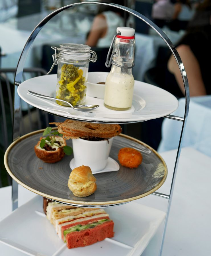 Oxo Tower Restaurant - Savouries